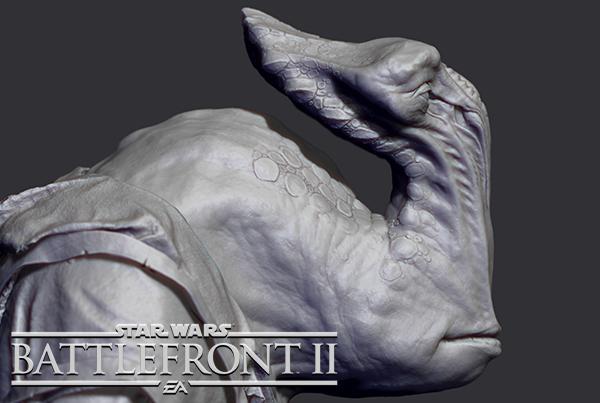 Star Wars Battlefront II – Cantina Ithorian