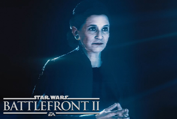 Star Wars Battlefront II – General Leia Organa